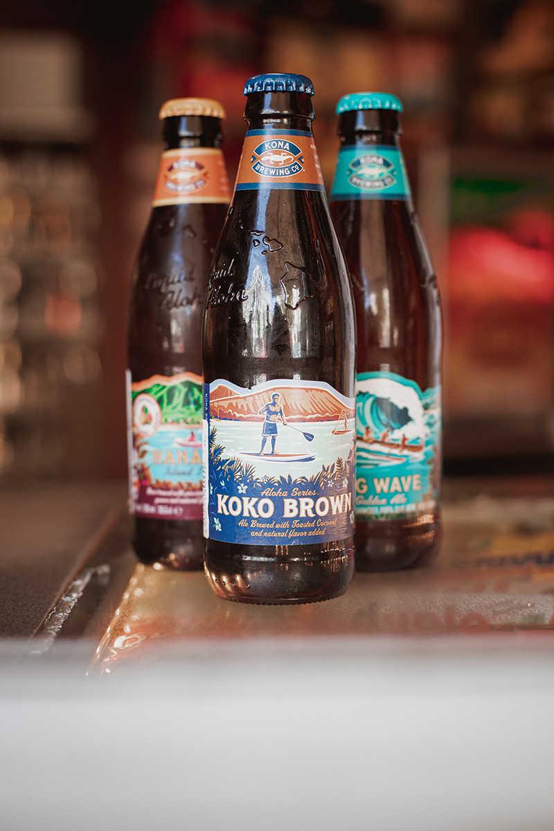 Exotische Biere
